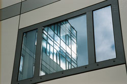 Особенности алюминиевых окон