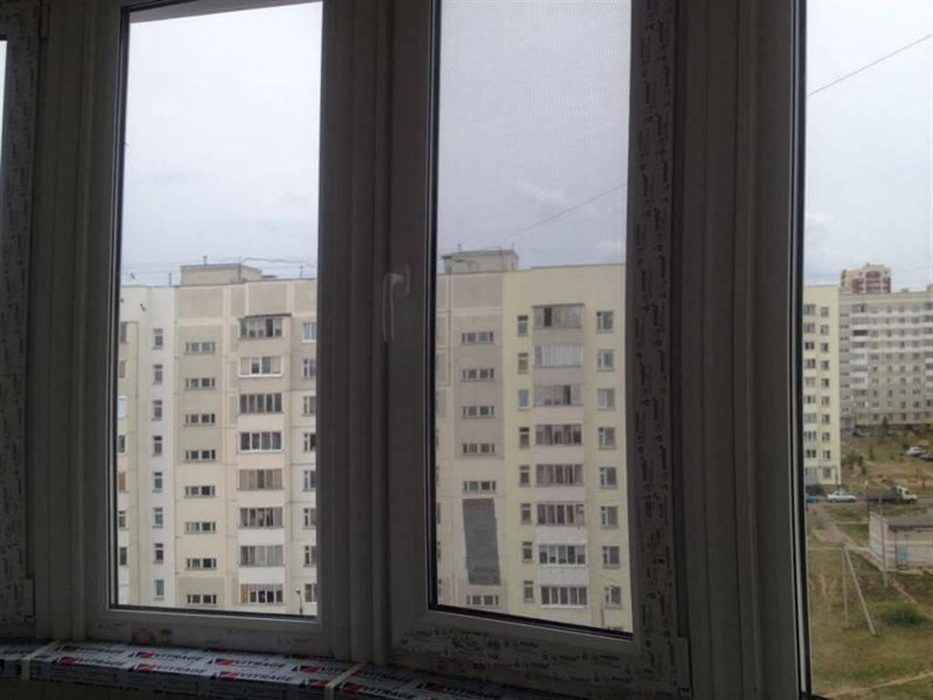ПВХ профиль для остекления балконов