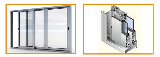 Важные тонкости монтажа алюминиевых окон