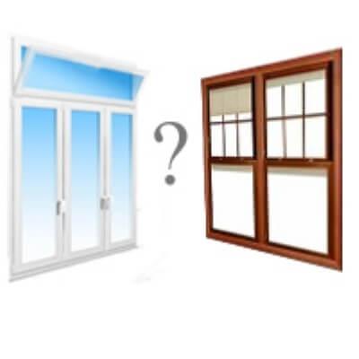 Выбираем окна. Пластиковые или деревянные?