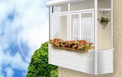 Способы остекления балкона или лоджии